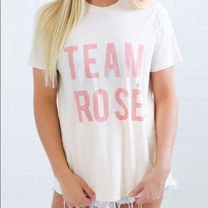 Show Me Your Mumu Team Rosé' Coalson Tee